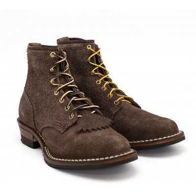 Iron Heart/Wesco® - Rough Out Packer Boot