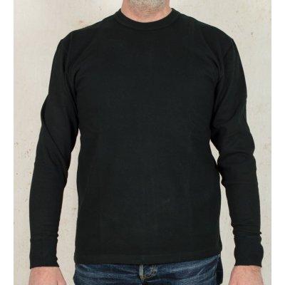 Cotton Mid-weight Crew Neck Sweater