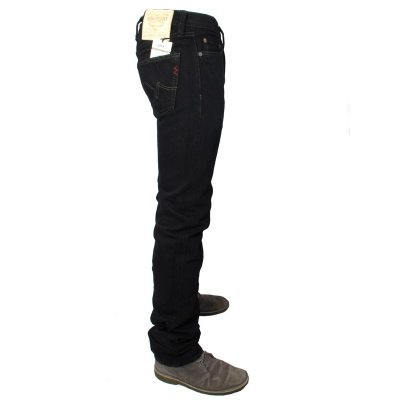 Overdyed 18oz Selvedge Indigo Slim Straight Cut