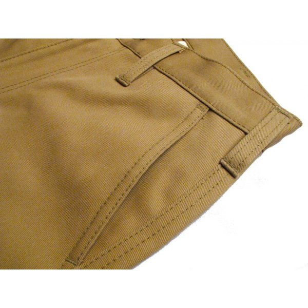 Poly Cotton Work Chinos